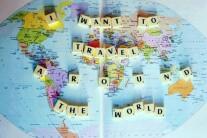 Постер: Английский язык для путешествий