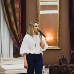 Ника Зебра (Вероника Кириллова)