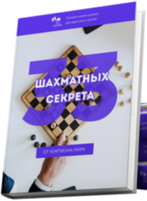 Постер: 33 шахматных секрета от чемпиона мира