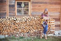 Постер: Живопись: Вязанка дров. Воспоминания
