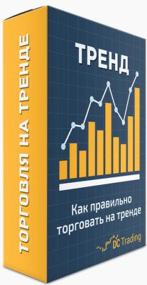 Постер: Тренд. Как правильно торговать на тренде