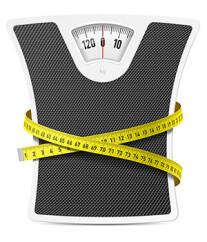 Постер: Похудение для здоровья