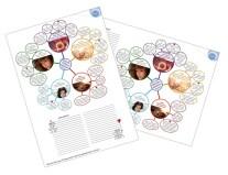 Постер: Шпаргалка по женскому циклу