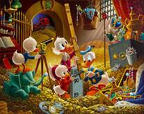 Постер: Психология денег