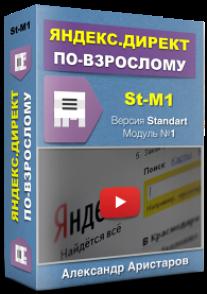 Постер: Яндекс.Директ по-взрослому
