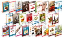 Постер: Школа здорового питания – каталог курсов