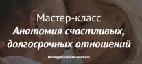 Постер: Анатомия счастливых, долгосрочных отношений