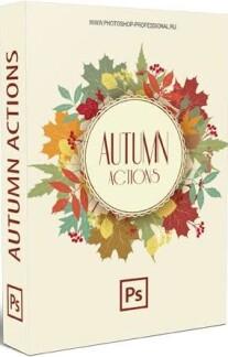 Постер: Autumn Actions. Осенние Экшены