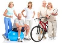 Постер: Активное долголетие