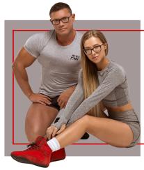 Постер: Точный фитнес