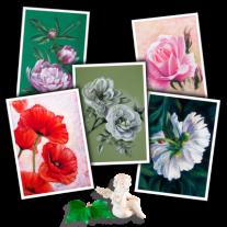 Постер: Пастель – Райский сад