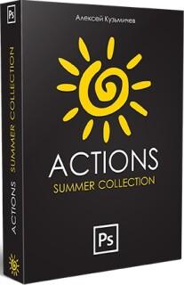Постер: Summer Actions. Летние Экшены