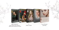 Постер: Шикарный SKINTONE в Photoshop — это просто!