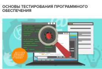 Постер: Основы тестирования программного обеспечения