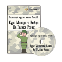 Постер: Курс молодого бойца на рынке Forex