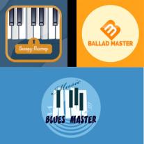 Постер: Blues master – самоучитель блюза на пианино