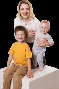 Постер: Послушный ребенок за 4 недели