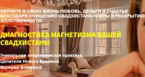 Постер: Диагностика магнетизма вашей свадхистаны