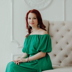 Людмила Лазарева (Ставицкая)