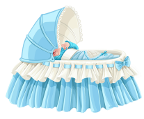 Постер: Спокойные ночи для малышей и их родителей. Здоровый сон детей от 0 до 5 месяцев